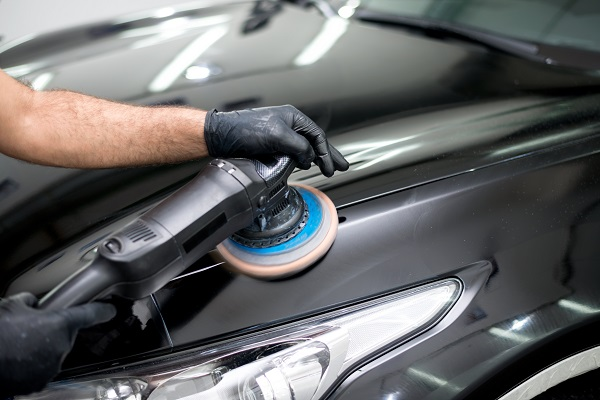 Auto Detailing @ Vella's Auto Vaughan Used Car Dealer ON.